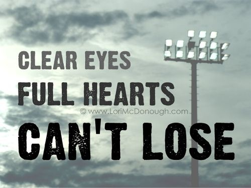 Friday Night Lights Football Quotes