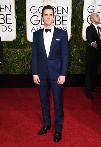Matt Bomer 2015 Golden Globes
