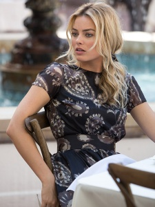 Focus Margot Robbie Dress 2