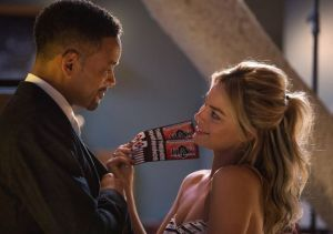 Focus Will Smith & Margot Robbie