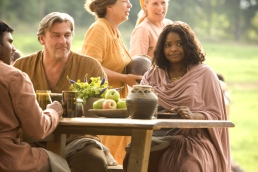 Octavia Spencer & Ray Stephenson