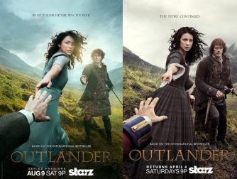 Outlander Posters