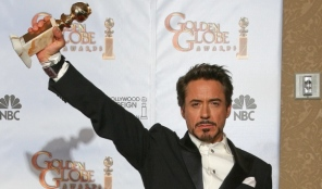 RDJ Golden Globe