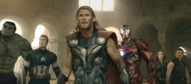 Avengers At Tower