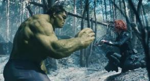 Hulk & Black Widow