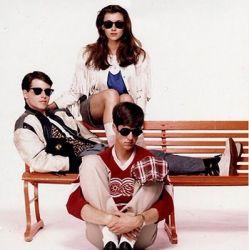 Ferris Bueller Crew