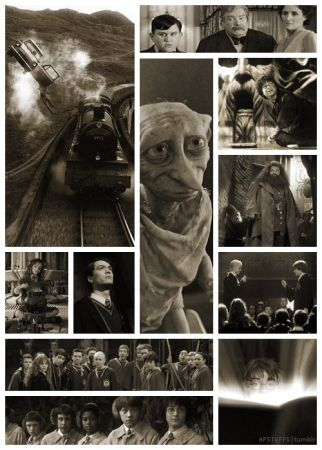 HP & The Chamber of Secrets