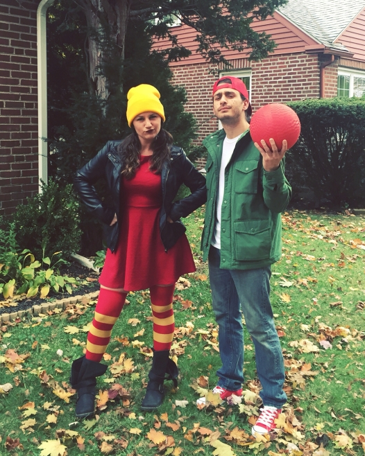 TJ and Spinelli
